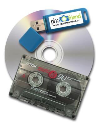Audio to USB