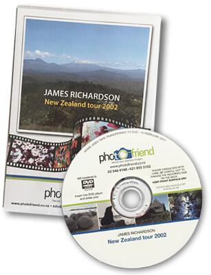 Photofriend DVD Packing